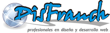 DisfranchWeb Logo